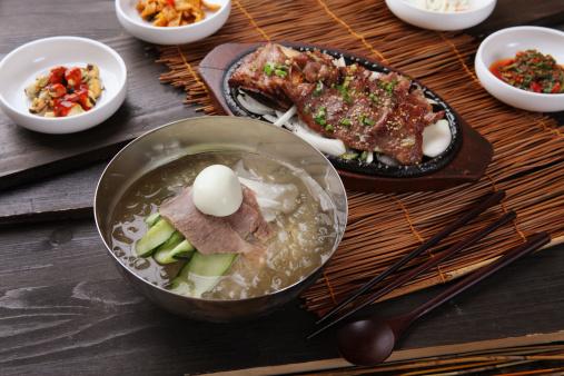Scallion「Korean BBQ & Cold Noodle」:スマホ壁紙(12)