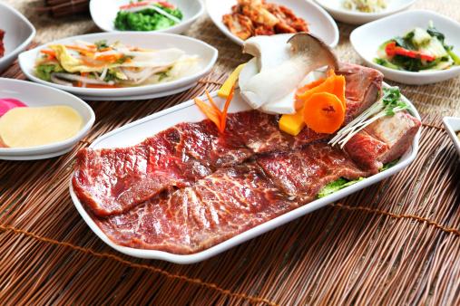 Soy Sauce「Korean BBQ - Galbi」:スマホ壁紙(14)