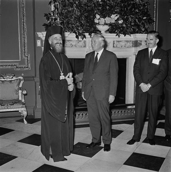 Republic Of Cyprus「Archbishop Makarios And Harold Wilson」:写真・画像(11)[壁紙.com]