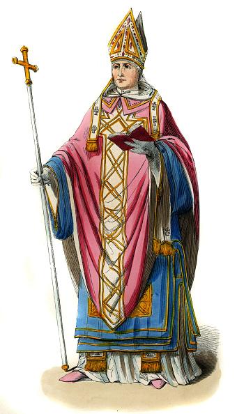 Circa 14th Century「Archbishop -  14th century costume」:写真・画像(7)[壁紙.com]
