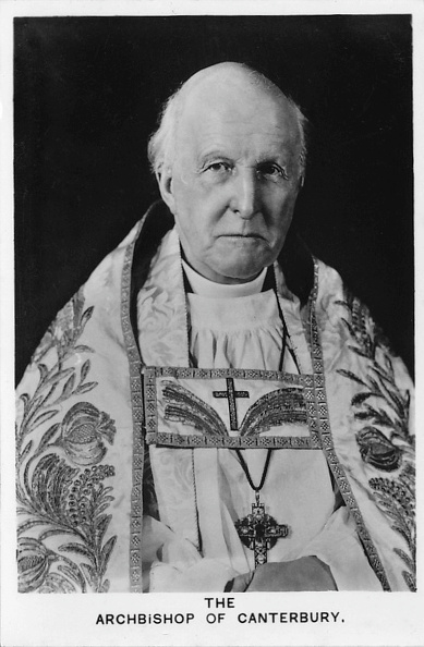 Anglican「'The Archbishop of Canterbury Dr Cosmo Gordon Lang', 1937. Artist: Unknown.」:写真・画像(8)[壁紙.com]