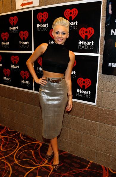 アメリカンアパレル「2012 iHeartRadio Music Festival - Day 1 - Backstage」:写真・画像(7)[壁紙.com]
