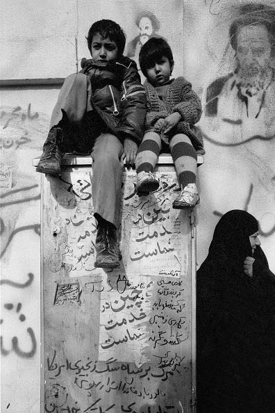 Reza「Revolutionary Graffiti」:写真・画像(5)[壁紙.com]