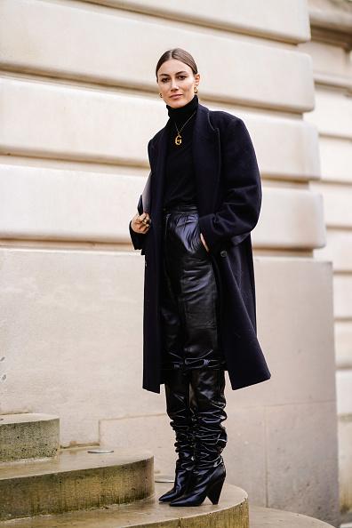 ストリートスナップ「Nina Ricci : Outside Arrivals - Paris Fashion Week Womenswear Fall/Winter 2018/2019」:写真・画像(5)[壁紙.com]