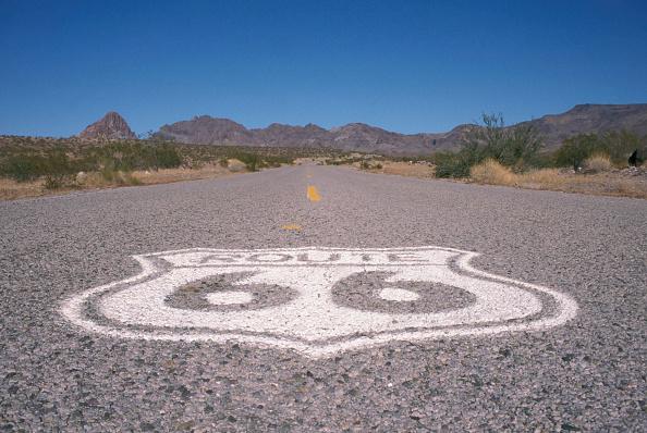 Sparse「Route 66, USA.」:写真・画像(1)[壁紙.com]