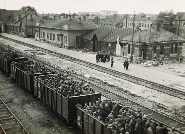 World War II「Transport of soviet prisoners of war」:写真・画像(19)[壁紙.com]