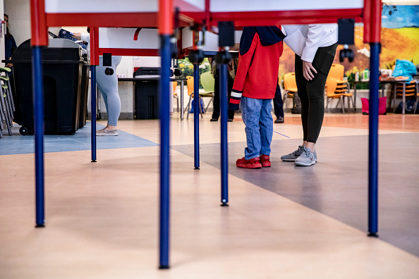 Virginia - US State「Voters In 14 States Head To The Polls On Super Tuesday」:写真・画像(16)[壁紙.com]
