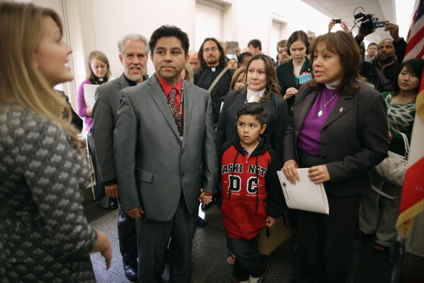 Methodist「Activists From Across The Country Hold March For Immigration Reform」:写真・画像(14)[壁紙.com]