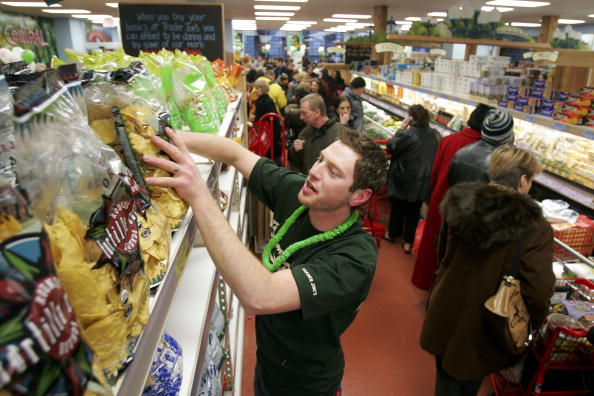 Michael Nagle「Trader Joe's Opens Its First Store In New York City」:写真・画像(15)[壁紙.com]