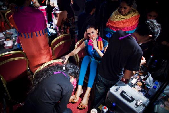 Toe「Pakistan's Elite Attend Fashion Pakistan Week」:写真・画像(4)[壁紙.com]