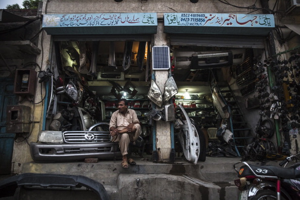 Pakistan「Pakistanis Prepare For General Election」:写真・画像(15)[壁紙.com]