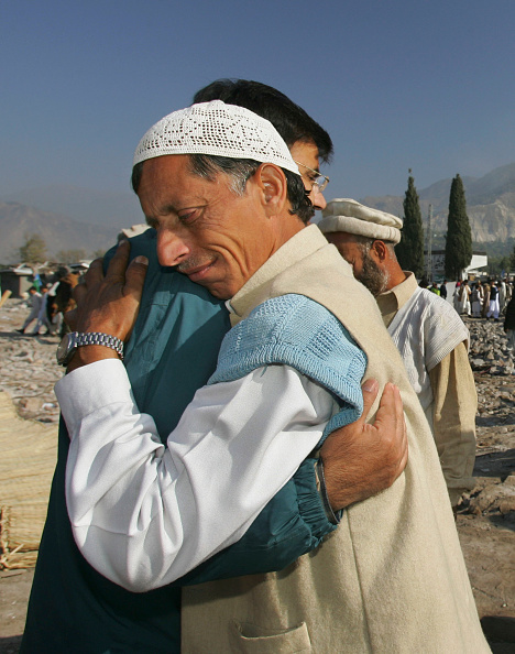 Clear Sky「Earthquake Victims Celebrate Eid-Ul-Fitr」:写真・画像(19)[壁紙.com]