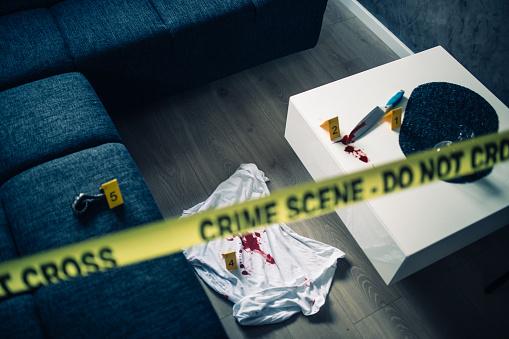 Security System「Scene of the crime」:スマホ壁紙(13)