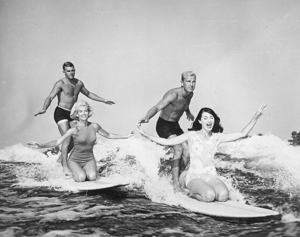 サーフィン「Surf Doubles」:写真・画像(3)[壁紙.com]