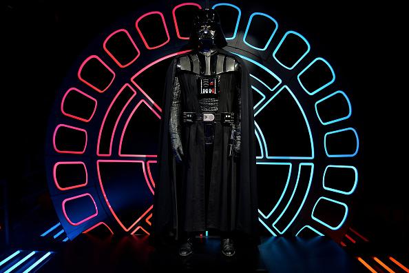 Darth Vader「'Star Wars Identities' Exhibtion Press Preview & VIP Opening」:写真・画像(5)[壁紙.com]