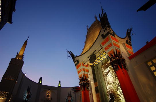 TCL Chinese Theatre「Hollywood & Highland to be New Home to Oscar Awards」:写真・画像(0)[壁紙.com]
