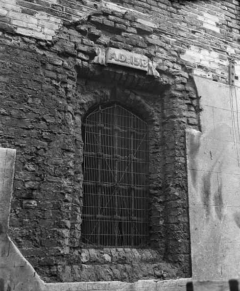 Brick Wall「Tudor Navy Storehouse」:写真・画像(4)[壁紙.com]