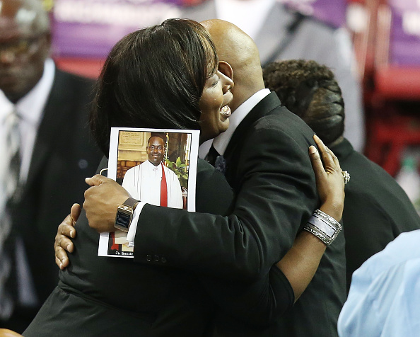 Methodist「President Obama Joins Mourners At Funeral Of Rev. Clementa Pinckney」:写真・画像(12)[壁紙.com]