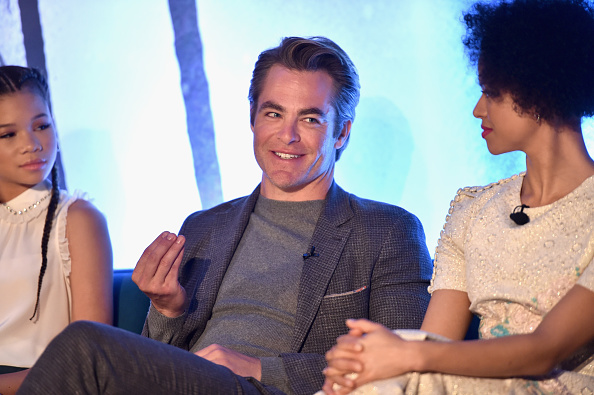 A Wrinkle in Time「'A Wrinkle In Time' Press Conference」:写真・画像(15)[壁紙.com]