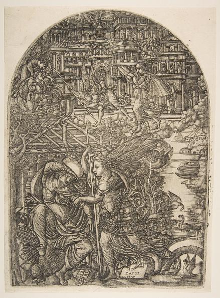 Duvet「The Angel Shows Saint John The New Jerusalem」:写真・画像(14)[壁紙.com]