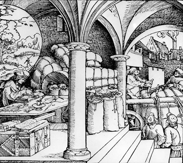 16th Century「Medieval Merchant」:写真・画像(18)[壁紙.com]