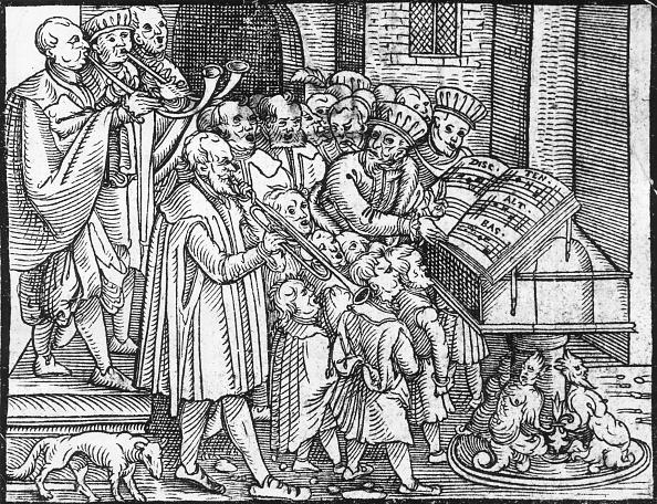 Tudor Style「Tudor Musicians」:写真・画像(8)[壁紙.com]