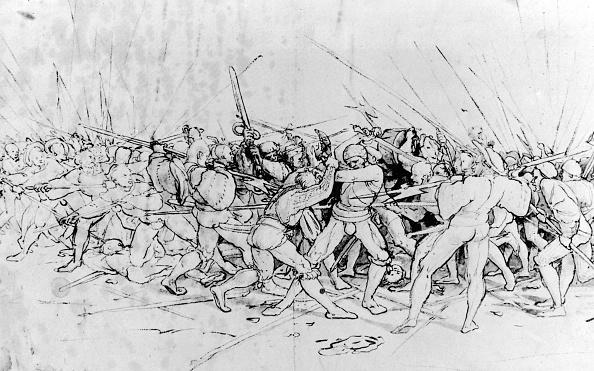 16th Century「German Melee」:写真・画像(11)[壁紙.com]