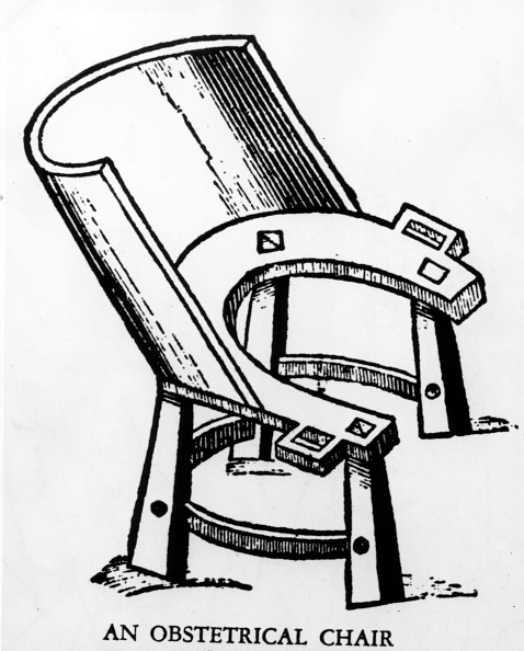 Chair「Obsterical Chair」:写真・画像(7)[壁紙.com]