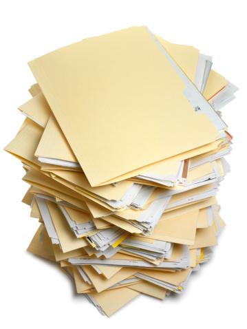 Emotional Stress「File Folders」:スマホ壁紙(1)