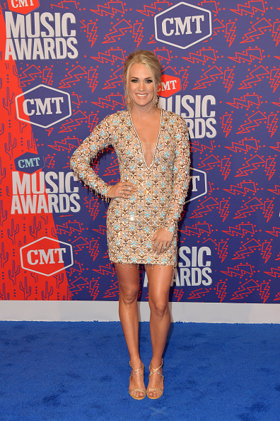 Carrie Underwood「2019 CMT Music Awards - Arrivals」:写真・画像(14)[壁紙.com]
