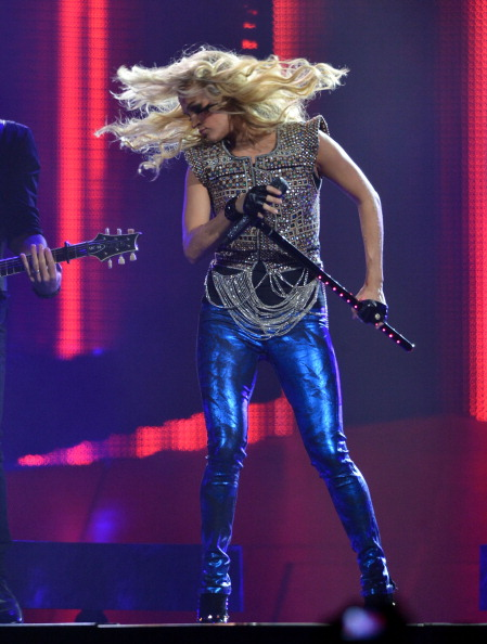 Black Glove「Carrie Underwood With Hunter Hayes In Concert」:写真・画像(15)[壁紙.com]