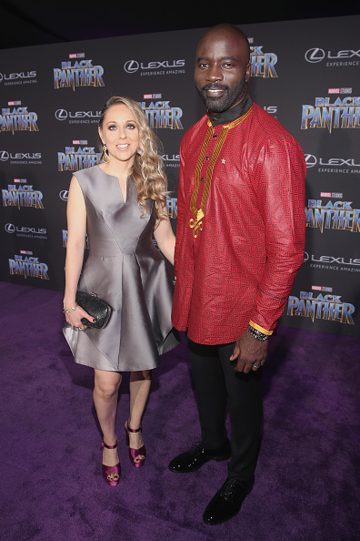 Polo Shirt「The Los Angeles World Premiere of Marvel Studios' BLACK PANTHER」:写真・画像(3)[壁紙.com]