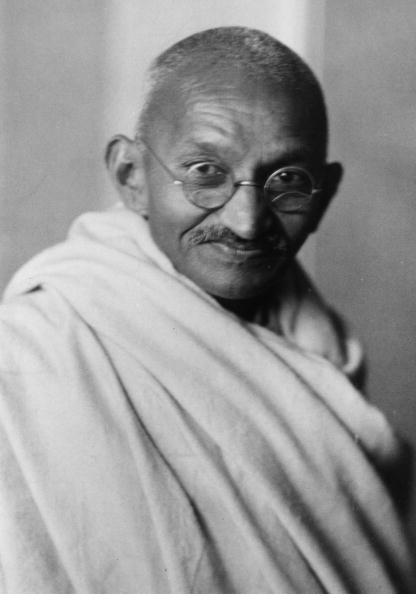Portrait「Mahatma Gandhi」:写真・画像(7)[壁紙.com]