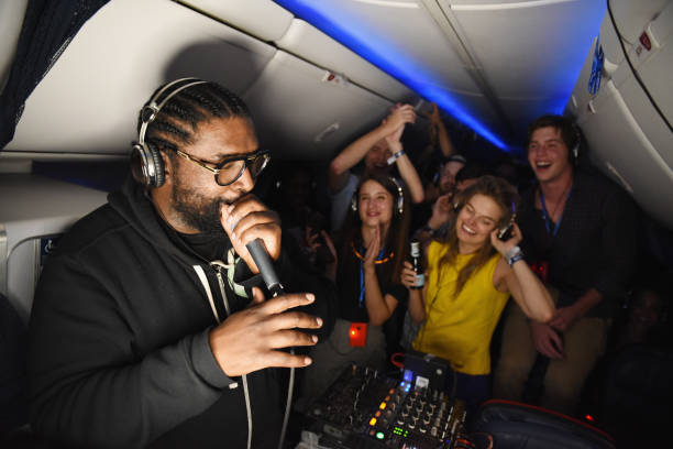 Delta Air Lines In-Flight Silent Disco With DJ Questlove:ニュース(壁紙.com)