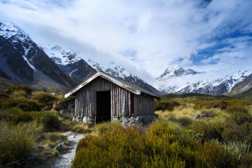 Mt Cook「Mt Cook & Hooker Valley Hut」:スマホ壁紙(7)