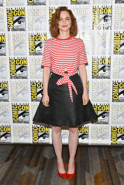 "Striped「Comic-Con International 2018 - ""The Purge"" Press Line」:写真・画像(3)[壁紙.com]"