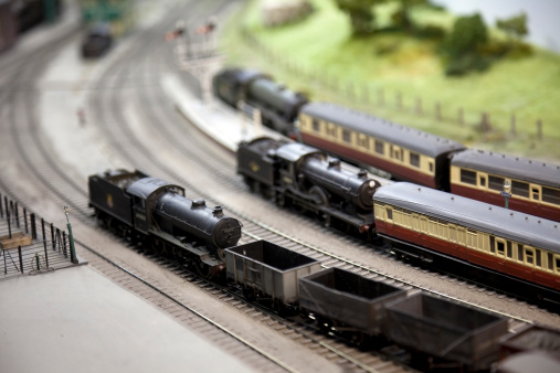 Railway「電車模型」:スマホ壁紙(3)