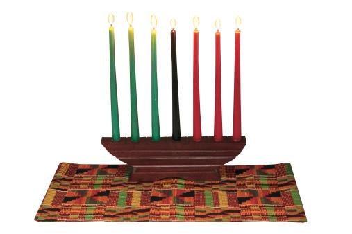 Candle「Kwanzaa candelabra」:スマホ壁紙(8)