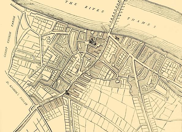 Urban Road「Map Of Southwark」:写真・画像(11)[壁紙.com]