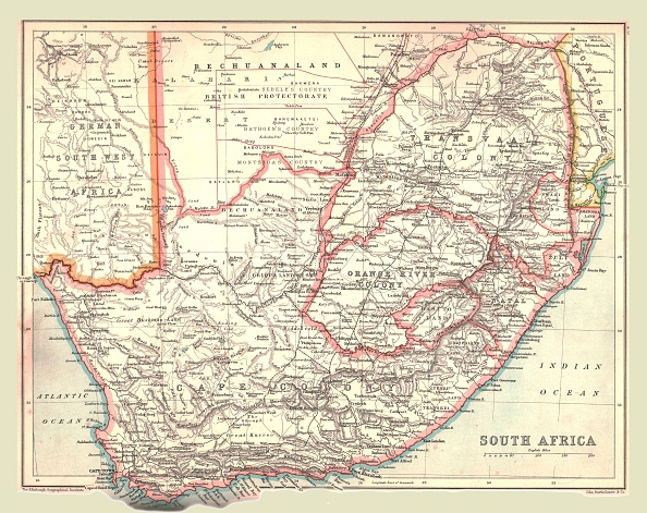 Colony - Group of Animals「Map Of South Africa」:写真・画像(7)[壁紙.com]