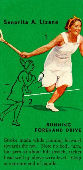 スポーツ用品「Senorita A Lizana - Running Forehand Drive」:写真・画像(15)[壁紙.com]