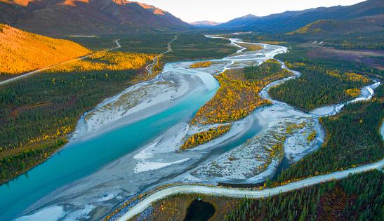 アラスカ「アラスカの風景」:スマホ壁紙(15)
