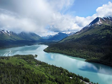 Animals Hunting「Alaska Landscape」:スマホ壁紙(13)