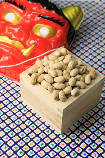 Setsubun「Setsubun (Bean-throwing festival)」:スマホ壁紙(15)