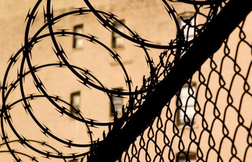 Brick Wall「Prison」:スマホ壁紙(1)