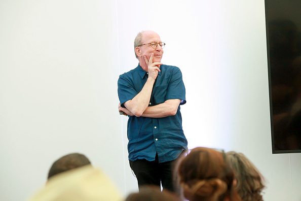 ピューリッツァー賞「Jerry Saltz, Pulitzer Prize-Winning New York Magazine Senior Art Critic, Gives A Talk At The 2018 Frieze Art Fair」:写真・画像(7)[壁紙.com]