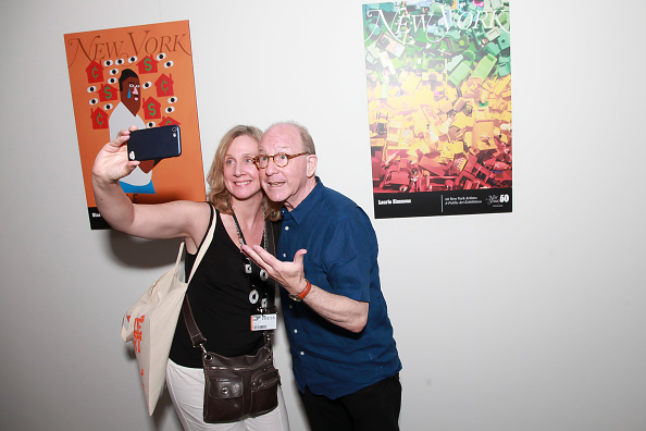 ピューリッツァー賞「Jerry Saltz, Pulitzer Prize-Winning New York Magazine Senior Art Critic, Gives A Talk At The 2018 Frieze Art Fair」:写真・画像(15)[壁紙.com]