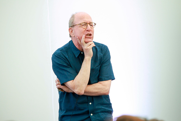 ピューリッツァー賞「Jerry Saltz, Pulitzer Prize-Winning New York Magazine Senior Art Critic, Gives A Talk At The 2018 Frieze Art Fair」:写真・画像(4)[壁紙.com]