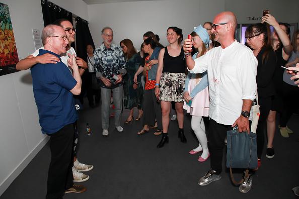 ピューリッツァー賞「Jerry Saltz, Pulitzer Prize-Winning New York Magazine Senior Art Critic, Gives A Talk At The 2018 Frieze Art Fair」:写真・画像(18)[壁紙.com]