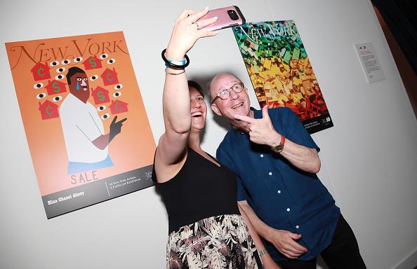 ピューリッツァー賞「Jerry Saltz, Pulitzer Prize-Winning New York Magazine Senior Art Critic, Gives A Talk At The 2018 Frieze Art Fair」:写真・画像(19)[壁紙.com]